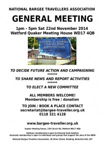 General meeting flyer 2014