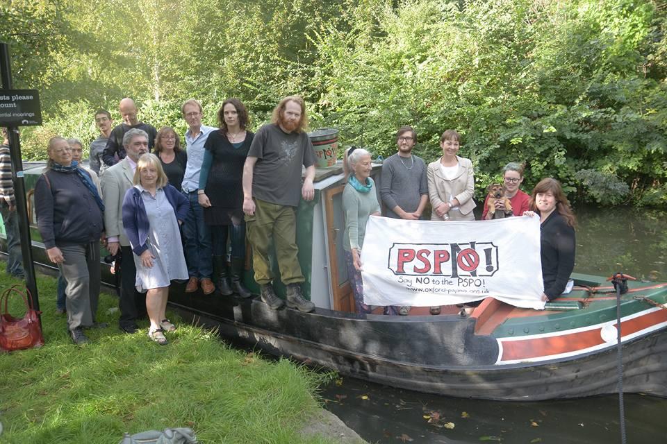 Caroline Lucas MP visited PSPnO in September 2016