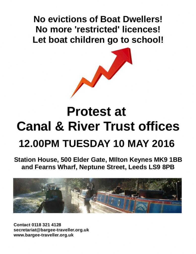 Protest at CRT offices flyer 05-2016v3